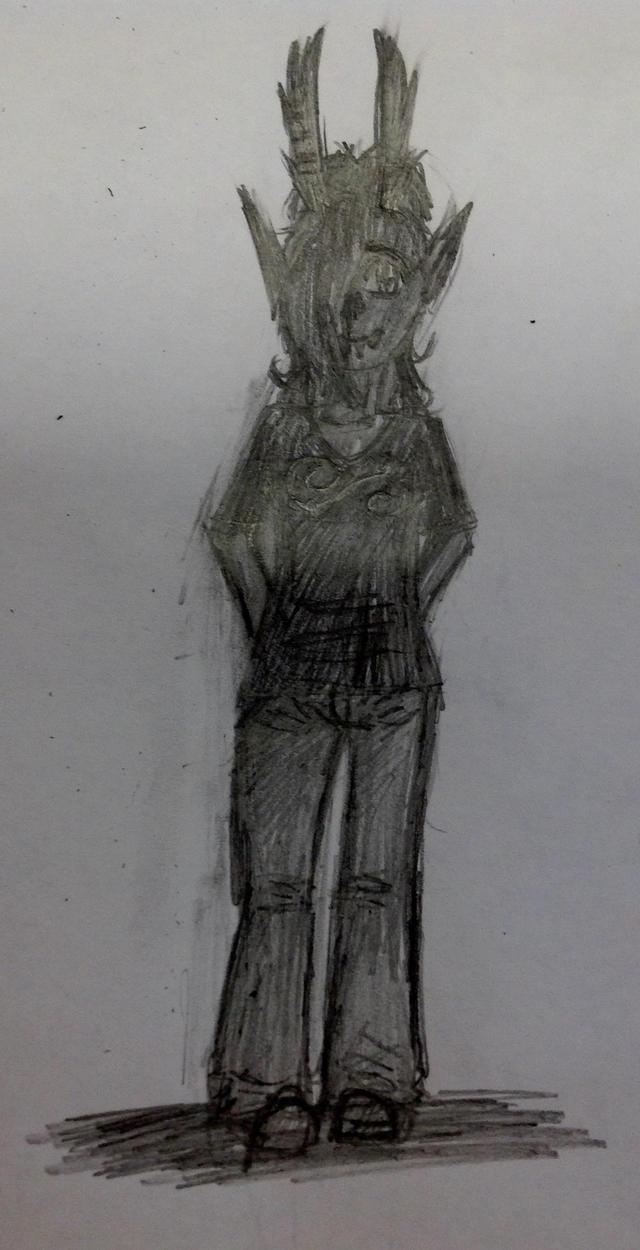 Drop it! {Marieke's art-dump-topic} - Pagina 2 Sketchy_sketch_by_akumakitties-d874ojq