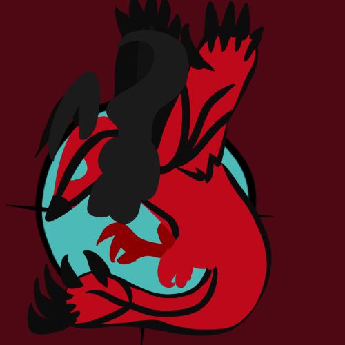 Drop it! {Marieke's art-dump-topic} - Pagina 2 Night_raid__pokemon_version__by_akumakitties-d8d6nb5