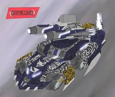 DJD Tarn tank mode by destallano4