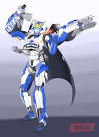 Autobot Strongarm 2.0 by destallano4
