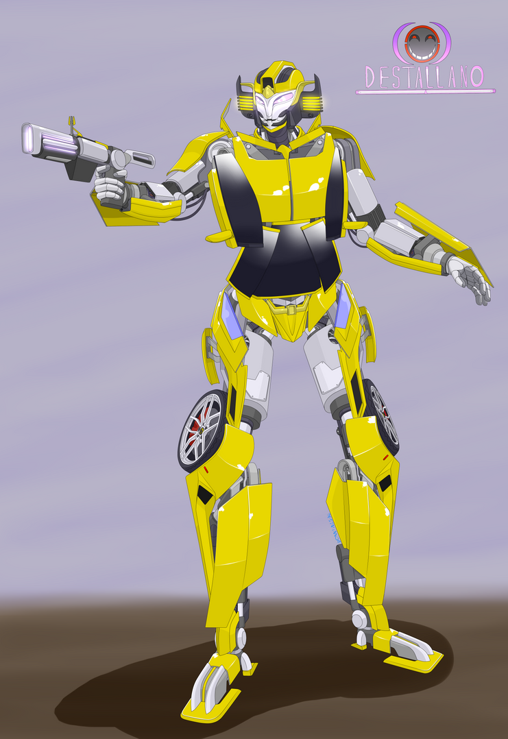autobot sunstreaker by destallano4