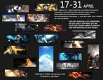 17-31 April