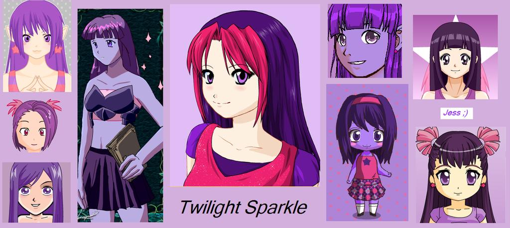 Twilight Sparkle by XxTacoKillerJessxX