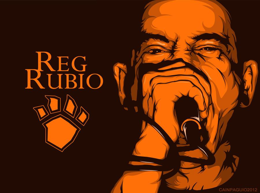 Greyhoundz Band Logo REG RUBIO by CainPaguio