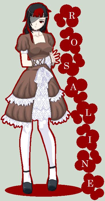 ::SP - Rosaline:: by Lunar-Hibiki