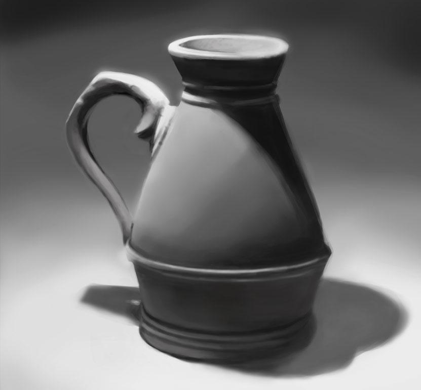 Still Life Vase By Skittlefox On Deviantart