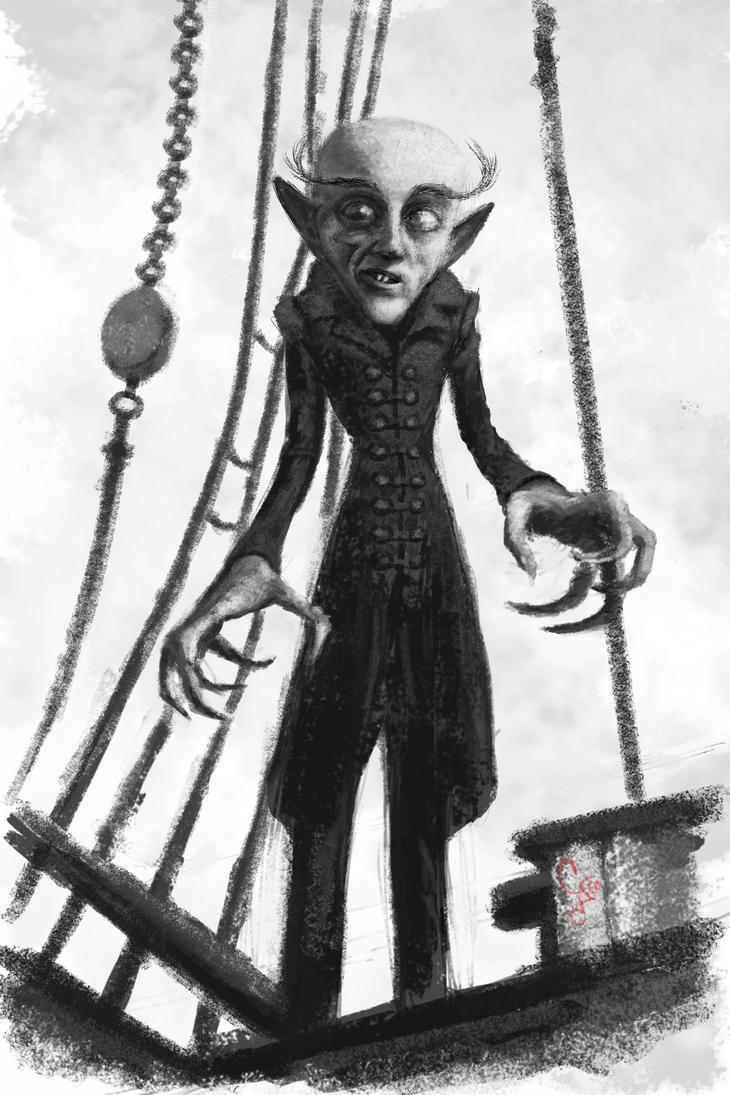 Nosferatu by 10SunsUp