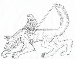 Apprentice riding