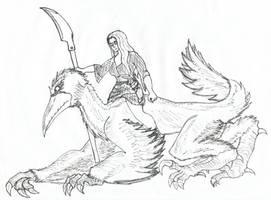 Druid Master riding