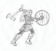 Shield sister