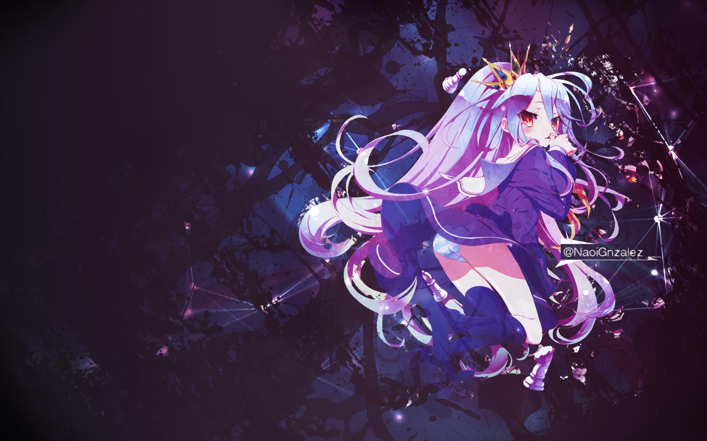 No Game No Life - Shiro Wallpaper by OhNaoi on DeviantArt