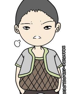 Shikamaru Chibi- Troublesome by Immature-Child02 on DeviantArt