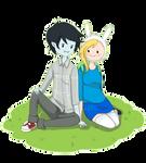 Adventure Time- FioLee