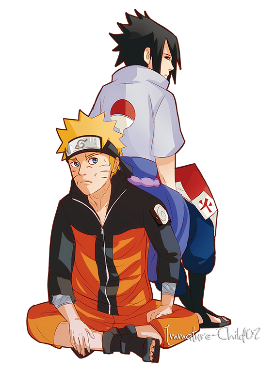 Naruto and Sasuke- Hokage? by Immature-Child02