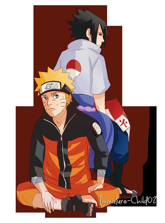 Naruto and Sasuke- Hokage? by Immature-Child02