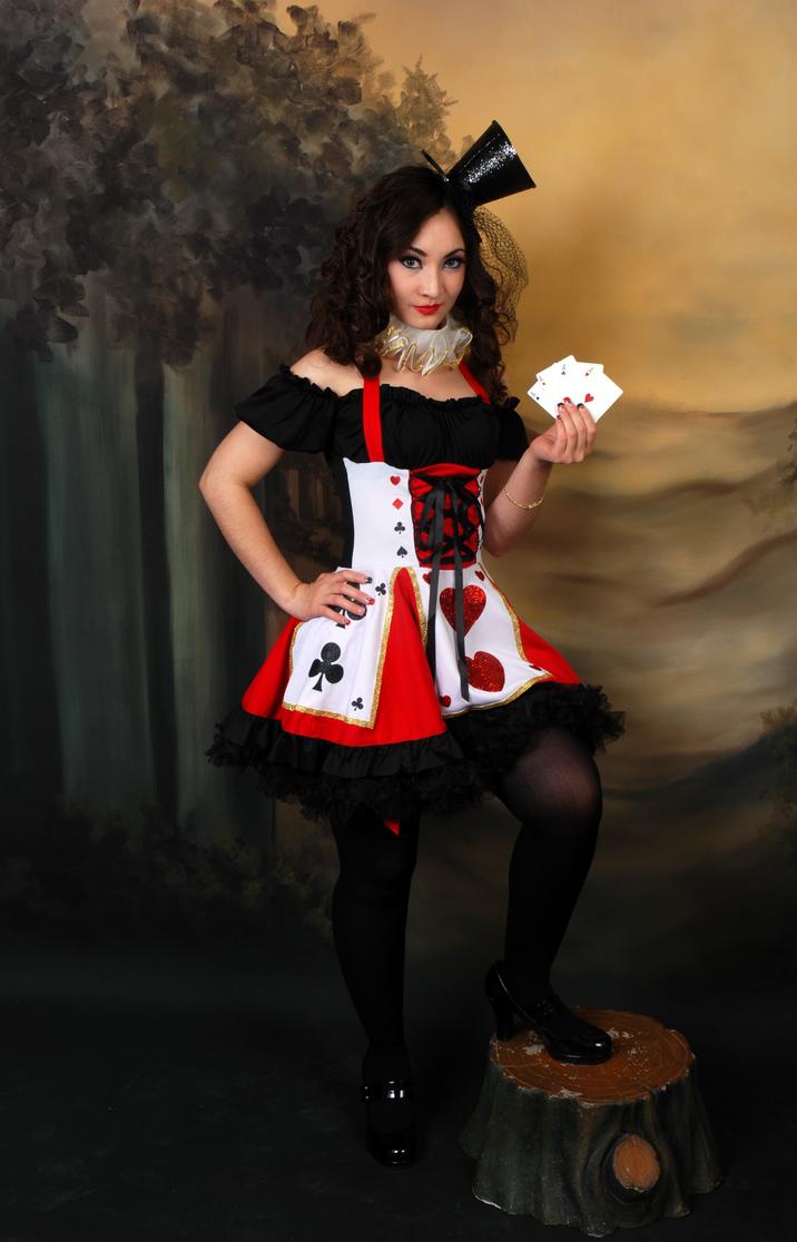 Ace Of Hearts by CosplayKoneko