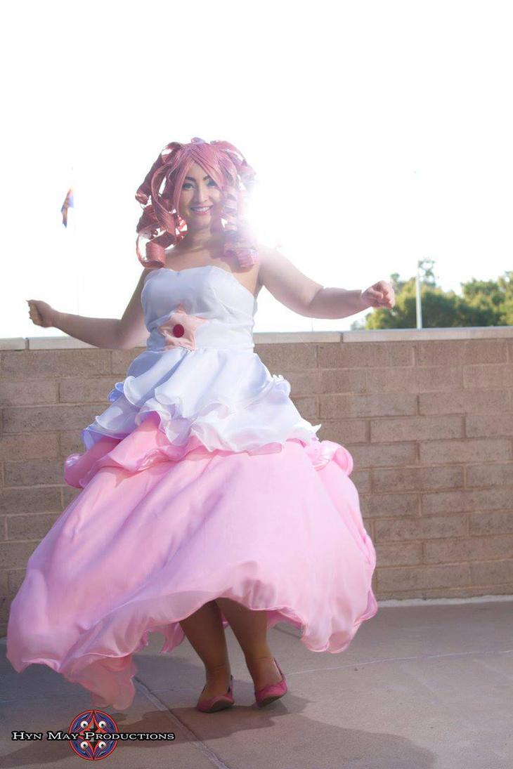 Dancing Rose Steven Universe by CosplayKoneko