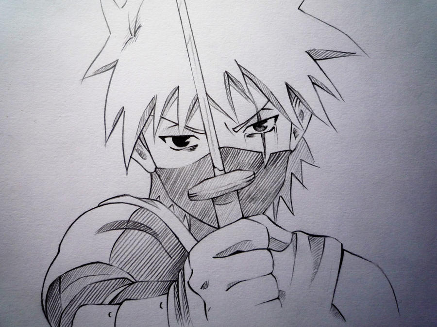Hatake Kakashi- Child -update- by madaboutvampires on ...