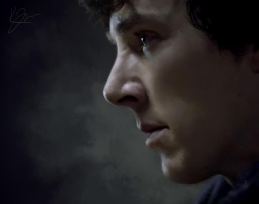 Sherlock by madaboutvampires