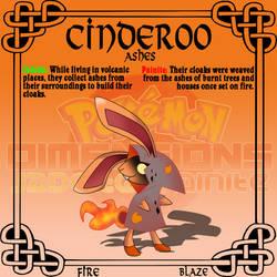 Fire Starter Cinderoo by MeetYourReaper