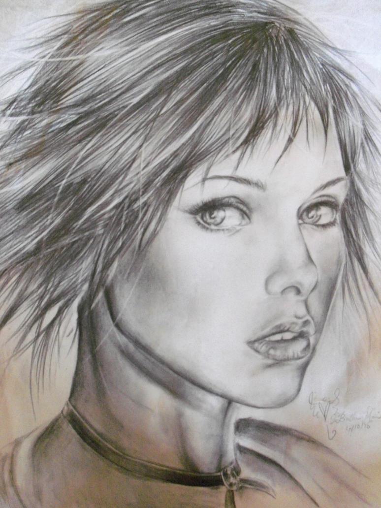 Alice Cullen by BrittMarcil