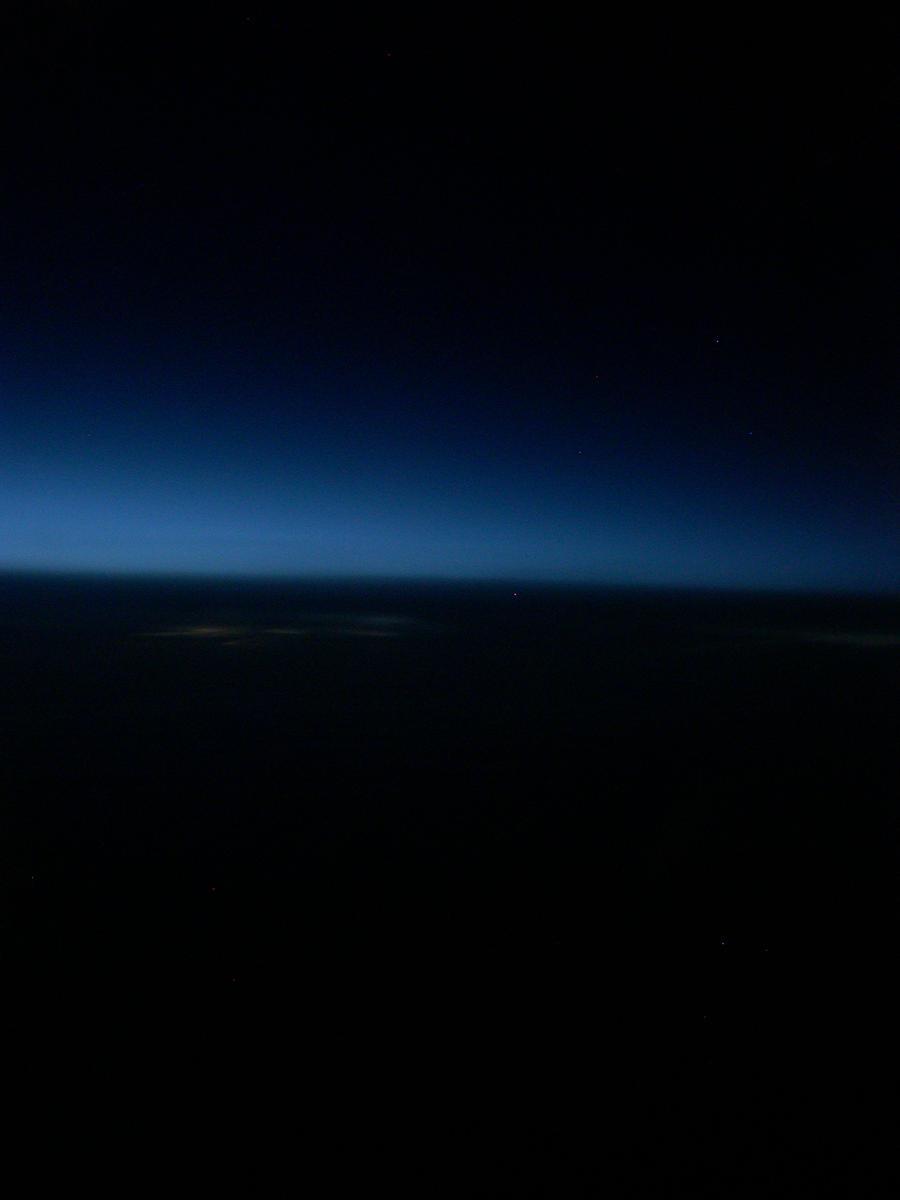 approaching dawn by SkycladGypsy