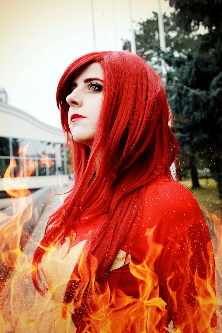 The Phoenix by kanamecosplay