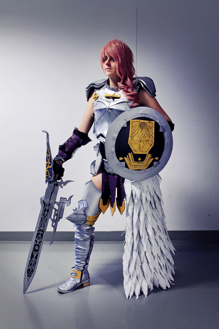 Final Fantasy XIII-2-Lightning cosplay by kanamecosplay