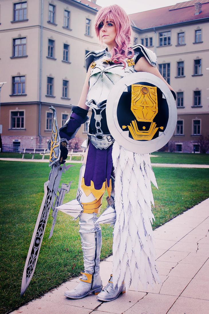 Lightning-Final Fantasy XIII-2 by kanamecosplay