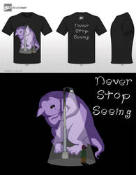 Never Stop Seeing by adamwparsons