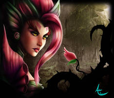Zyra by Artaccusations