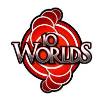 10 Worlds Studio Logo by aldoggartist2004