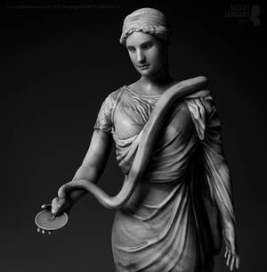 Sculpt January 2019 Day 25 Healing