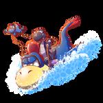 [Request] Let's ride!