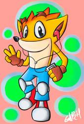 Crash Bandicoot Music by 00dastakimasu00
