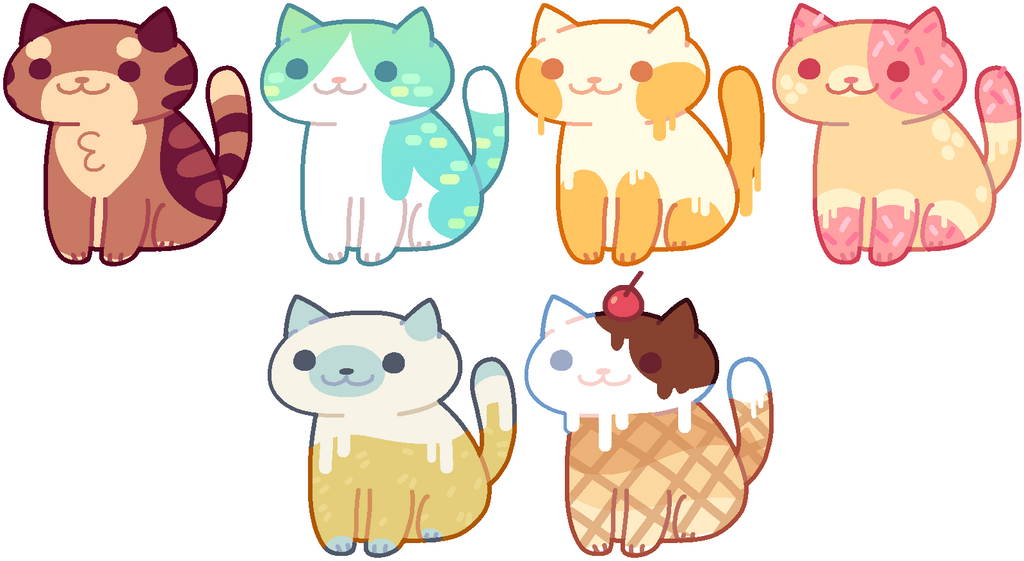 Neko Atsume Warrior Cats