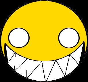 Spiky Grin
