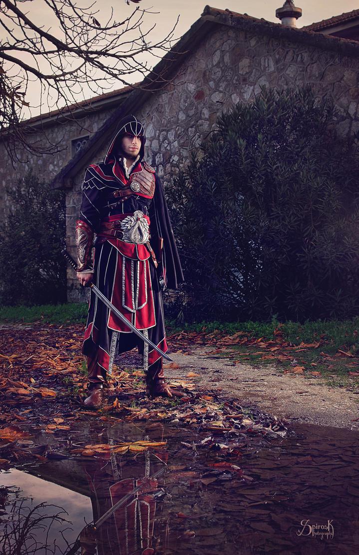 Ezio Auditore: The Path by ThanatosIndustries