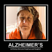 Alzheimer's by Sc1r0n