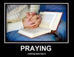 Praying Fail