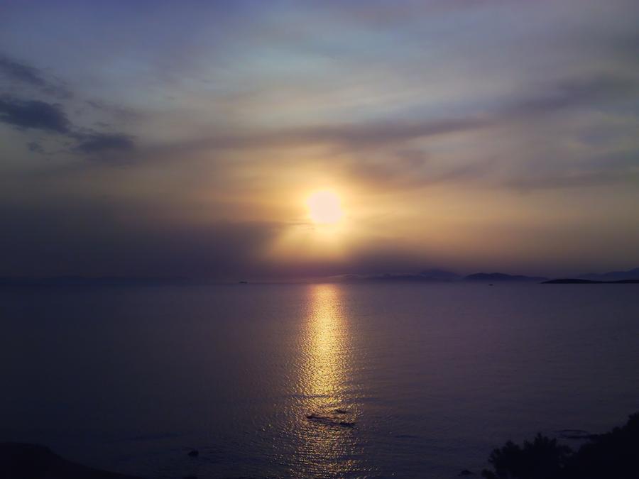 Farewell Sun by Sc1r0n