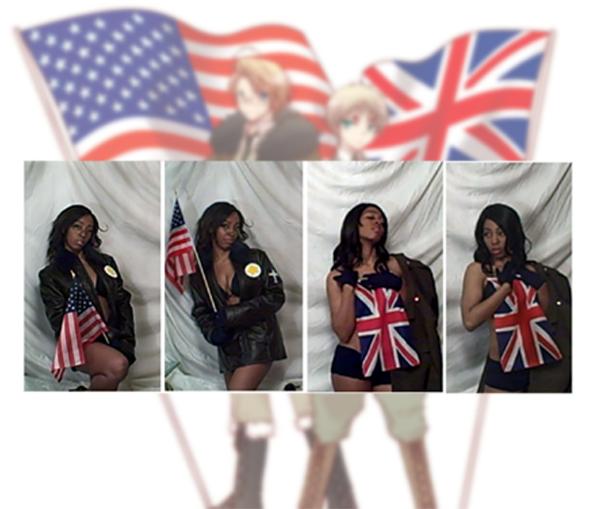 Allied Babes US-UK by CryHOg