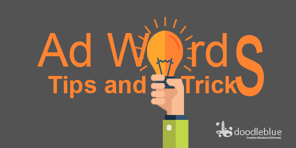 Adwords Tips and Tricks by doodlebluedb