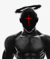 Who is he? by Vehement-Crusade