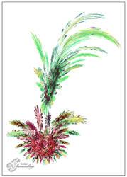 Ikebana,Summer,WhatYouFeel-002 by Charmadige