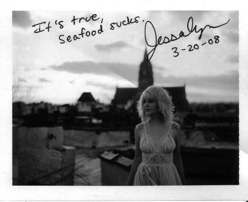 seafood sucks