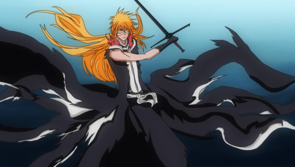 Ichigo Combined Form By X Ray99