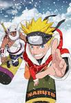 Naruto-Vacation