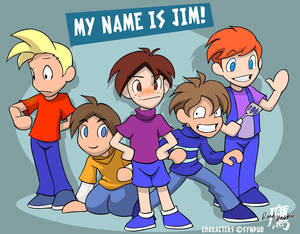 'My Name is Jim'