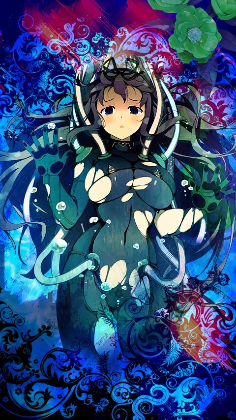 Phone background - SK Murasaki by Maykka